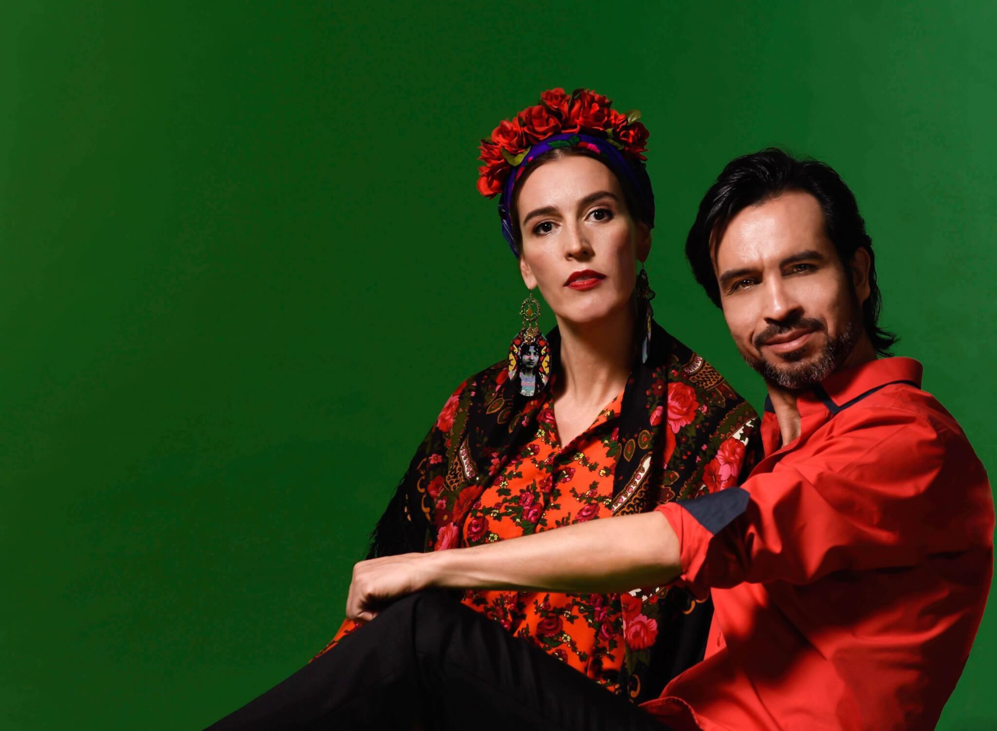 """Volver La Vida – """"Frida világa"""""""